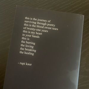 Other - Milk and Honey by Rupi Kaur